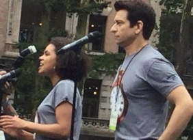 Barrett Doss, Andy Karl