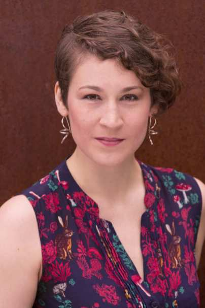 Sara Holdren, new critic at New York