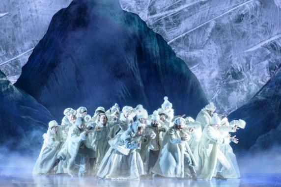 Frozen 1. Photo by Deen van Meer