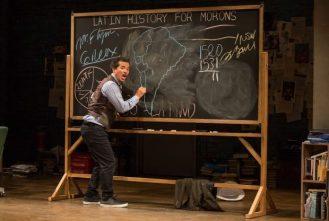 John Leguizamo's sixth solo stage show