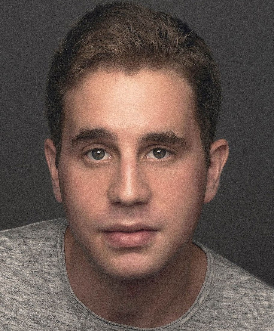 Ben Platt, named by People Sexiest Broadway Performer of the Year, which doesn't have the same ring as Sexiest Man Alive, but he'll take it.