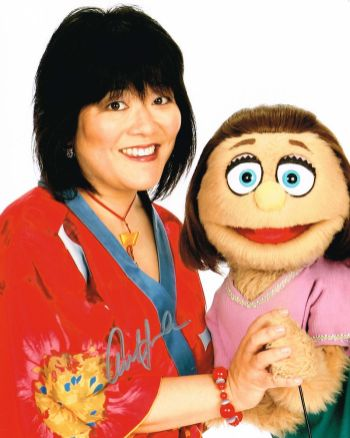 Ann Harada in Avenue Q