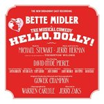 Hello Dolly with Bette Midler album cover
