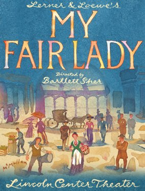 My Fair Lady 2018 logo