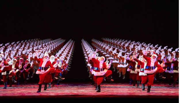 christmas spectacular at radio city music hall - Broadway Christmas Shows