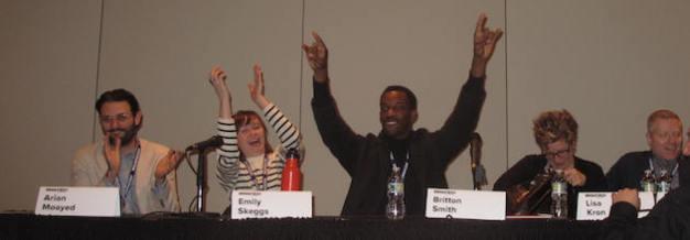 Actors and Activism panel 2018