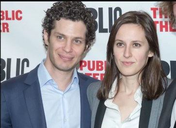 Thomas Kail and Sarah Burgess
