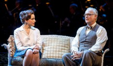 Judy Kuhn and Reed Birney in All American