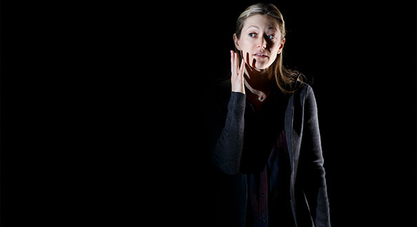 Marin Ireland in On the Exhale