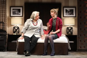 Jayne Houdyshell, and Molly Camp as the conference's moderator