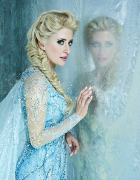 Caissie Levy as Elsa