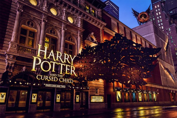 Harry Potter at the Lyric