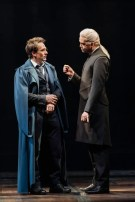 Jamie Parker as Harry Potter and Alex Price as Draco Malfoy