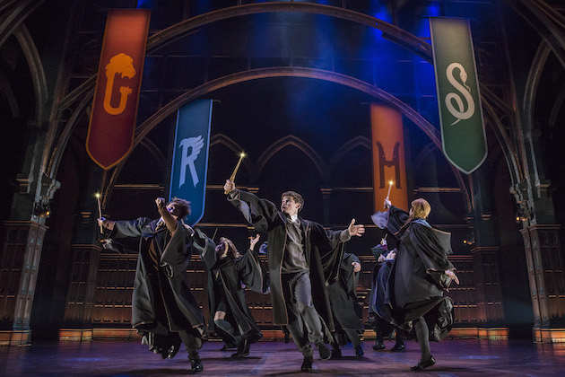 Harry Potter and the Cursed Child 1 photo by Matthew Murphy