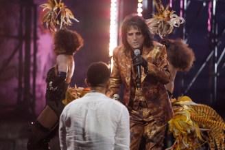 """Alice Cooper as Herod (""""King Herod's Song"""")"""