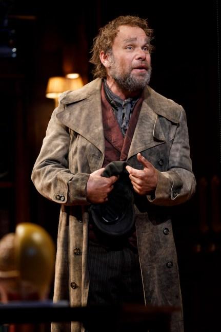 Norbert Leo Butz as Alfred Doolittle