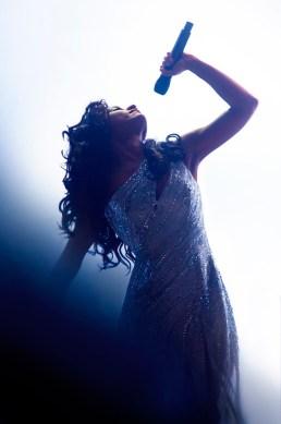 "Ariana DeBoseas as ""Disco Donna"" in ""Summer: The Donna Summer Musical"""