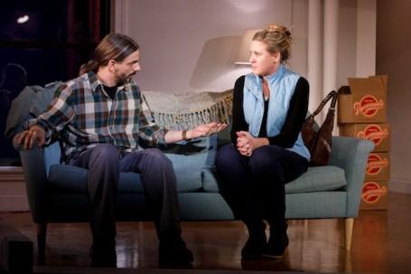 Lucas Papaelias as Dan and Cassie Beck as Lisa
