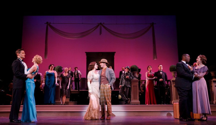 Encores!Me and My Girl Finale