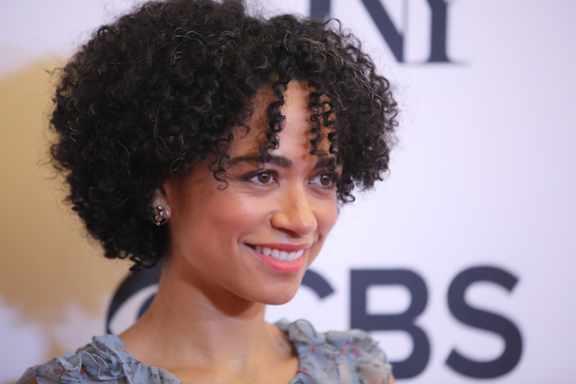 Lauren Ridloff from Children of a Lesser God