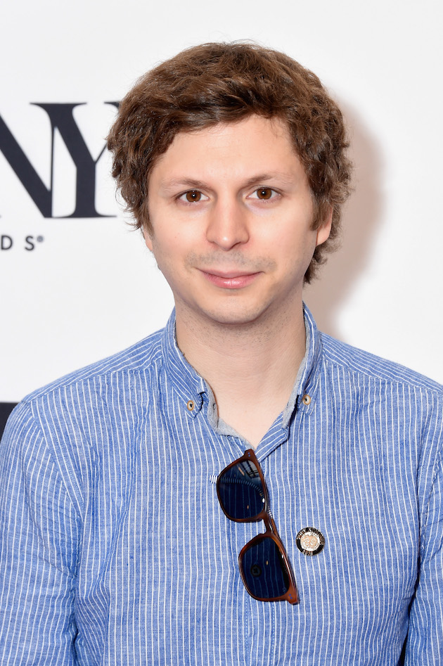 Michael Cera from Lobby Hero