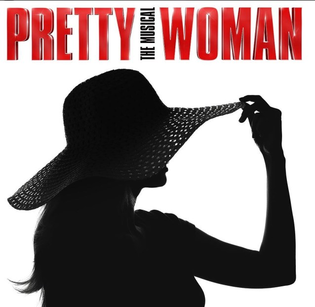Pretty Woman musical poster