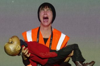 "La Mama Puppet Festival's ""Exodus"""