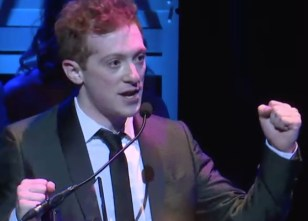 Ethan Slater, best actor musical