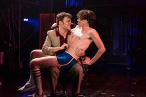 Theo Stockman & Peter LaPrade in This Ain't No Disco