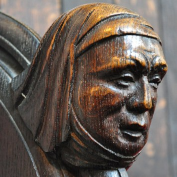Margery Kempe sculpture