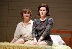Mary Page Marlowe at 19: Audrey Corsa as Mary Page's college friend, with Emma Geer as Mary Page Marlowe