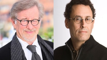 Steven Spielberg and Tony Kushner are working on a movie remake of West Side Story