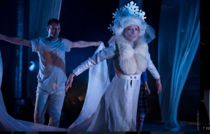 The Snow Queen from Blessed Unrest at New Ohio
