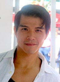 Telly Leung. Photograph by Jonathan Mandell