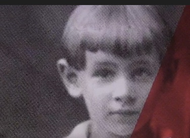 Leonard Bernstein as a child