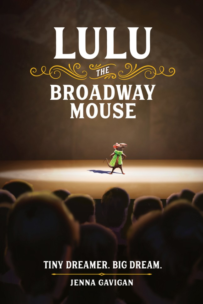 Lulu the Broadway Mouse cover 2