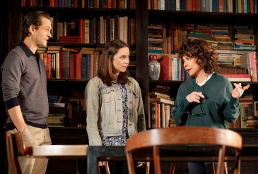 Hugh Dancy, Talene Monahon, Stockard Channing