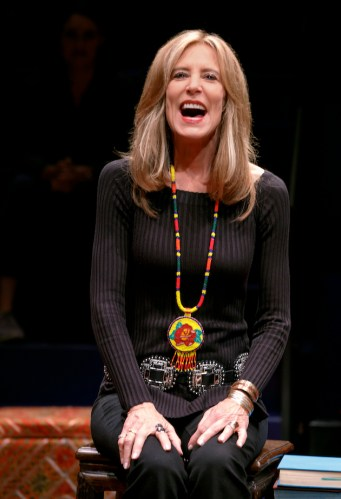 Christine Lahti as Gloria Steinem