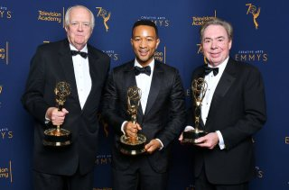 Rice Legend Webber getting Emmys