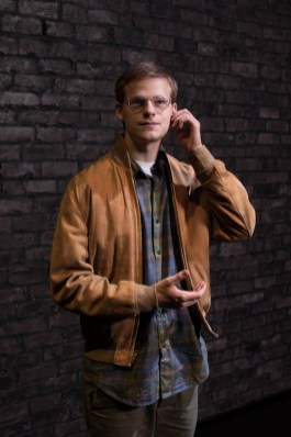 Lucas Hedges in The Waverly Gallery by Kenneth Lonergan, directed by Lila Neugebauer.