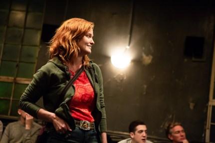 10 Heidi Armbruster in CLARKSTON, part of LEWISTON : CLARKSTON at Rattlestick Playwrights Theater - Photo by Jeremy Daniel