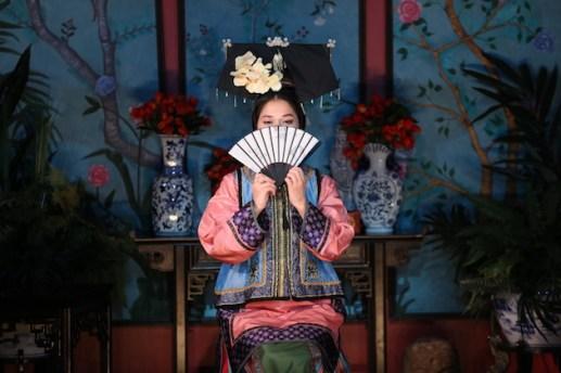 Chinese Lady 5