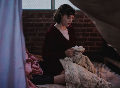 Marley Madding as the girl's mother