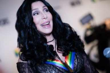 Cher Honored
