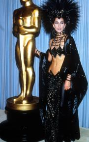 Cher Oscar presenter 1986