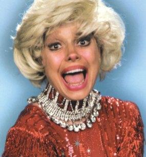 "Carol Channing, 97, three-time Tony winning veteran of a dozen Broadway productions (three of them ""Hello, Dolly."")"