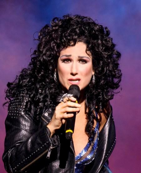 """Stephanie J. Block as """"Star"""" Cher"""