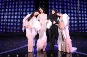 The Cher Show Chers with Cher (Rob Kim-Getty Images)