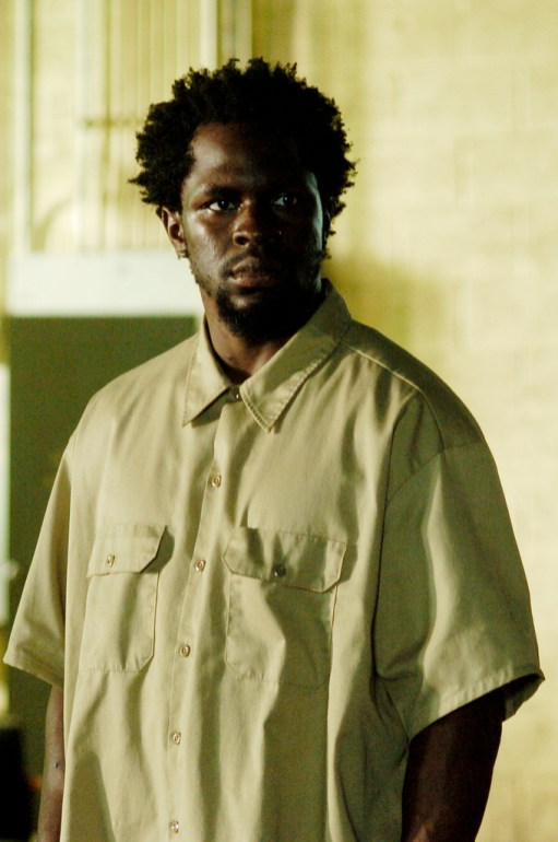 As Chris Partlow the killer in The Wire