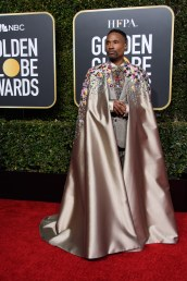 Billy Porter at Golden Globes